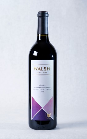 2017 Walsh Family Wine Staggerwing Tannat