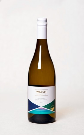2019 Walsh Family Wine Twin Notch Sauvignon Blanc