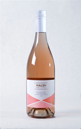2018 Walsh Family Wine Twin Notch Rosé