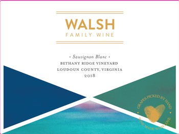 2018 Walsh Family Wine Sauvignon Blanc