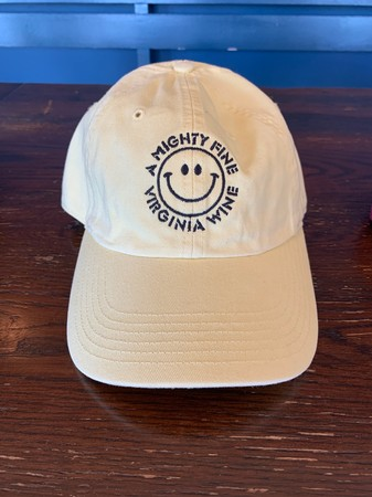 Mighty Fine Wine Hat (yellow)
