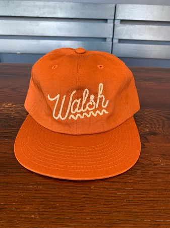 Walsh Hat (Rust)